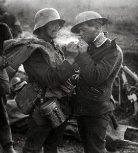 soldados tabaco