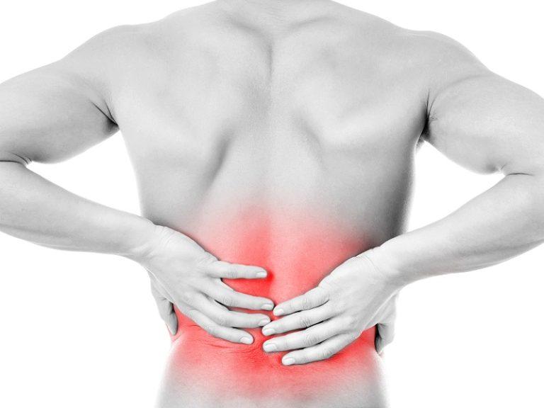 Cuidado con cargar y provocar dolor de espalda - Sitquije