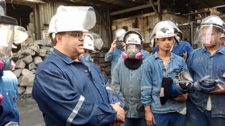 Steelworkers se entrometen en asuntos mexicanos para favorecer Napoleón Gómez: P. Campos
