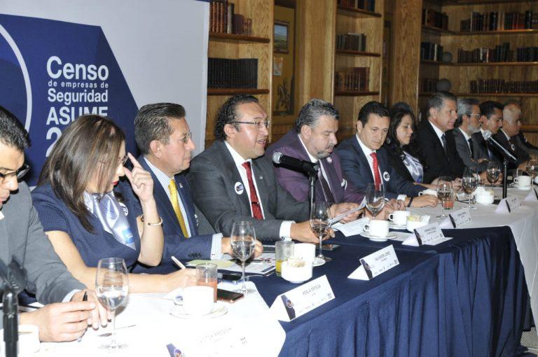Pondrán orden en empresas de seguridad privada, en México