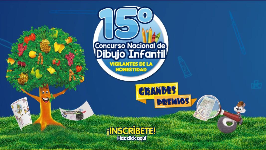 Concurso Nacional De Dibujo Infantil Vigilantes De La Honestidad Sitquije